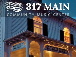 317 Main Community Music Center website