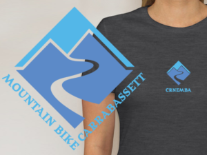 CRNEMBA logo and T-shirt