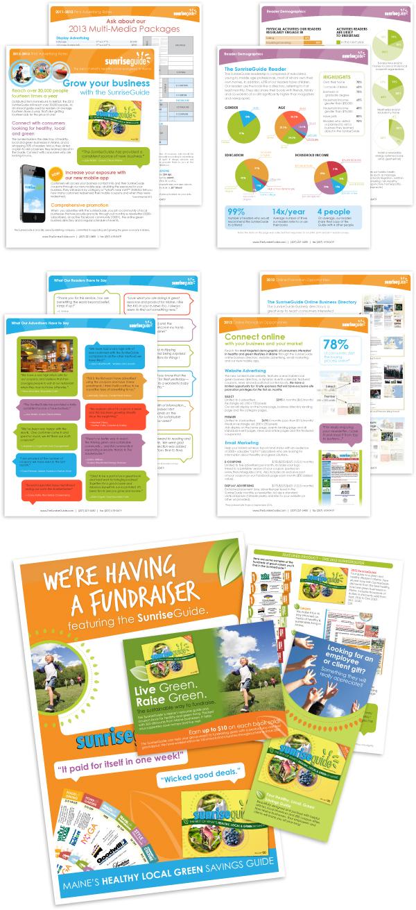 The SunriseGuide sales kit