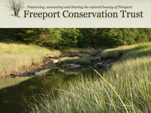 Freeport Conservation Trust website, direct mail