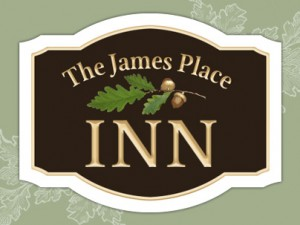 James Place Inn logo and website