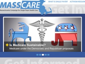 Mass-Care website
