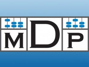 Michael Dubois CPA logo, letterhead, mini-site