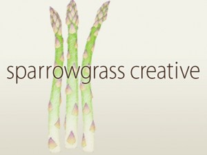 Sparrowgrass Creative logo