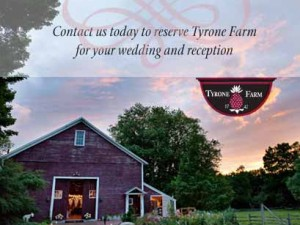 Tyrone Farm Weddings information kit